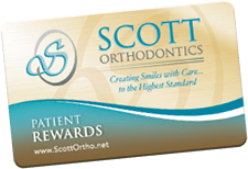 Scott Orthodontics rewards